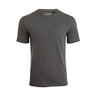 O'NEILL - Men's Short Sleeve T-shirt Base Reg Fit, Men, N02301, Asphalt, S