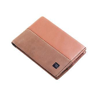 Rip Curl Endo Split RFID Slim Leather Portefeuille en brun