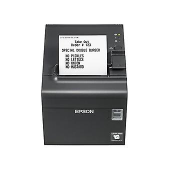 Epson TM-L90LF (681): UB-E04, built-in USB, PS, EDG, Liner-free, direkt termal, POS-skrivare, 203 x 203 DPI, 90 mm/sek, 170 mm/sek, ANK