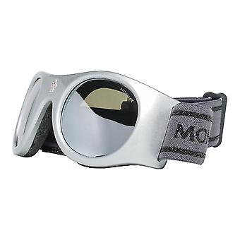 Unisex Sunglasses Moncler ML0051-20C Grey (55 mm)