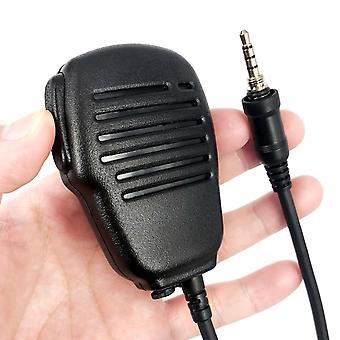 Handheld Speaker Microphone For Yaesu Vertex Walkie Talkie Radio Mic
