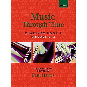 Musik genom tid klarinettbok 2