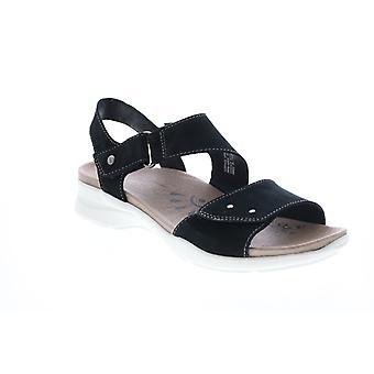 Earth Adult Womens Peak Soft Buck Slingback Sandals