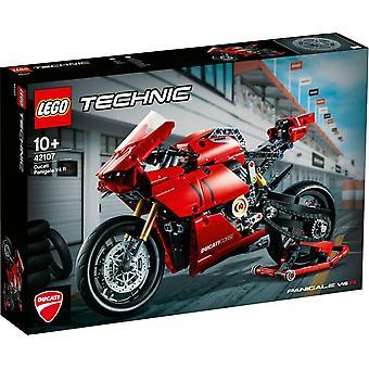 Lego Technic Ducati Panigale V4R Moto 42107