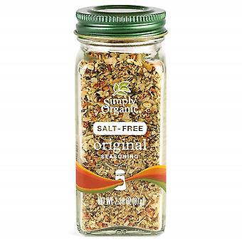 Simply Organic Original Salt Free Seasoning