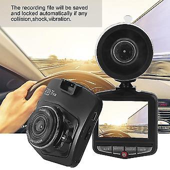 2.4''HD液晶車車ブラックボックスDvrカムカメラビデオレコーダーブラック