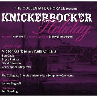 Various Artists - Knickerbocker Holiday [CD] USA import