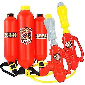 Zaino Fireman Hydrant Water Gun Toy Sprayer