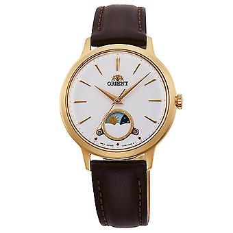 Złote zegarki damskie awo77607