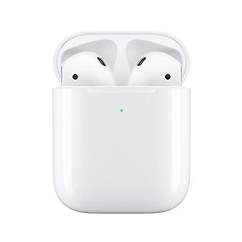 Wireless Bluetooth Headphones Apple Airpods With Wireless Charging Case