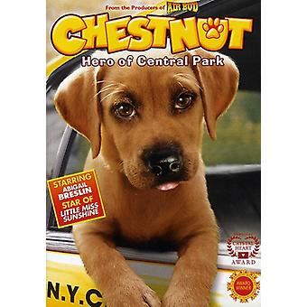 Chestnut: Hero of Central Park [DVD] USA import