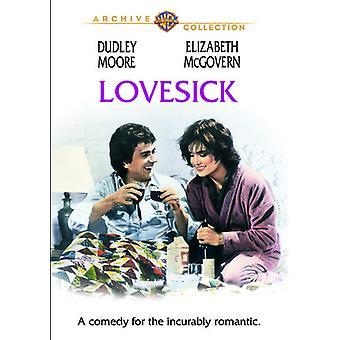 Lovesick [DVD] USA tuonti