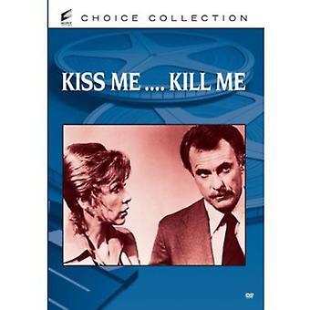 Kiss Me Kill Me [DVD] USA import