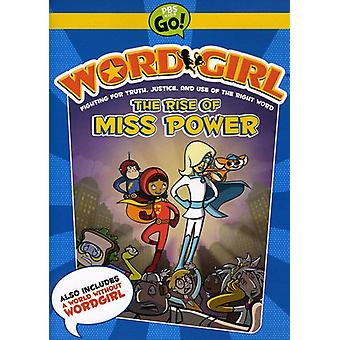 Rise of Miss Power [DVD] USA import