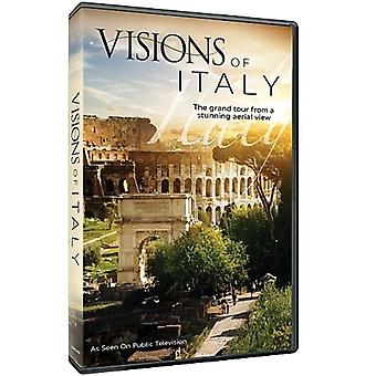 Visions: Italy [DVD] USA import