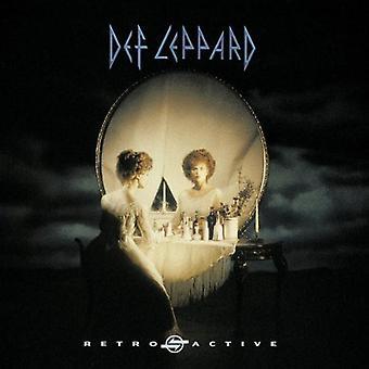 Def Leppard - importation USA rétro-Active [CD]