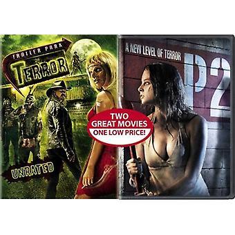 Trailer Park Terror/P2 [DVD] USA tuonti