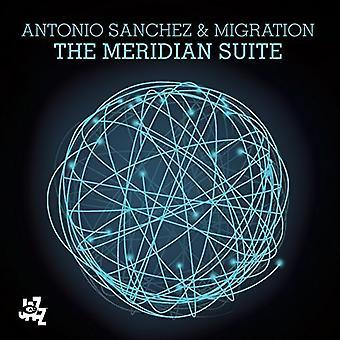 Antonio Sanchez & Migration - The Meridian Suite [CD] USA import