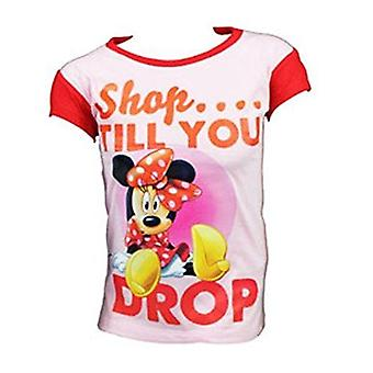 Disney Minnie Mouse flickor T-shirt