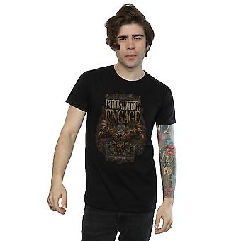 Killswitch Engage Men's Army Crest T-Shirt