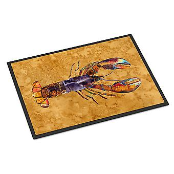 Carolines Treasures  8716MAT Lobster  Indoor or Outdoor Mat 18x27 Doormat
