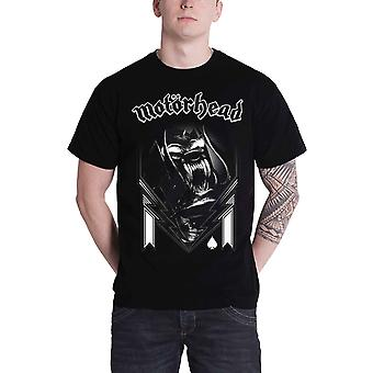 Motorhead T Shirt Animals 1987 band logo new Official Mens Black