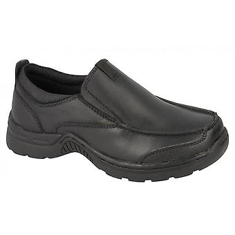 Cool For School Childrens Boys Slip On School Shoes