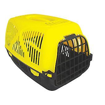 Brava ragazza plastica Pet Cat Dog Carrier