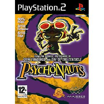 Psychonauts (PS2) - New Factory Sealed