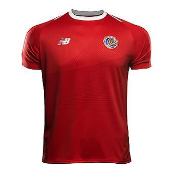 2018-2019 Costa Rica Home shirt