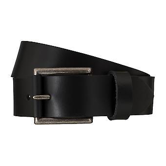 Los pantalones vaqueros de Levi BB´s cinturones hombre cinturones cuero correa negro 6252