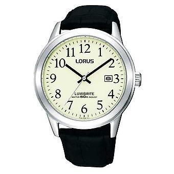 Lorus Lumibrite Stainless Steel RH929BX9 Watch