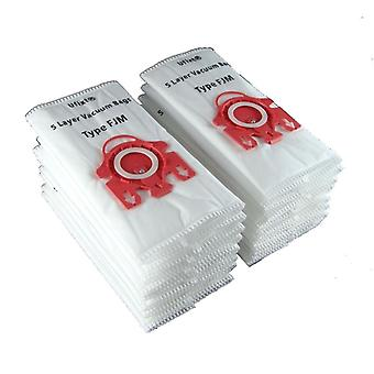 Pack Of 20 Miele S4281 Vacuum Bags Type FJM *Free Delivery*