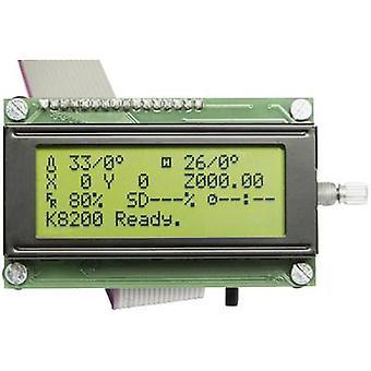 Velleman Autonomic controller VM 8201 Suitable for (3D printer): Velleman K8200
