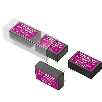 TracoPower TEL 3-2423 DC/DC-omvandlare (tryck) 24 V DC 15 V DC,-15 V DC 100 mA 3 W nej. av utgångar: 2 x