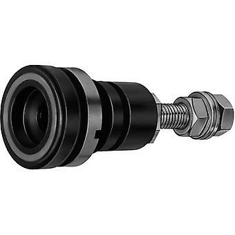 Stäubli 14.0010-22-ID/B6AR-N-S sikkerhed Flush-montering Socket antal stifter: 1