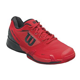 Wilson Rush Pro 2.5 clay court men's wilson red/black/barbados cherry WRS322640