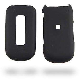 Wireless Inc. Mobile Rubber Honey Shield for Samsung M240 - Black