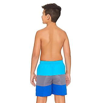 Zoggs Coorong 15-svømming Shorts Turq/grå/blå