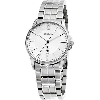 ORPHELIA Ladies Analogue Watch Clarte Silver Stainless steel 132-2708-88