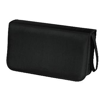 Hama 80 Nylon CD Wallet Black