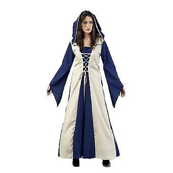 Edeldame Mittelalter Agnes Damen Kostüm Mittelalterkleid Prinzessin Damenkostüm