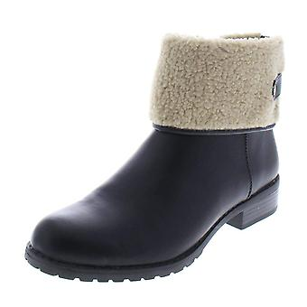Style & Co. Womens Beana 2 Almond Toe Ankle Cold Weather Boots