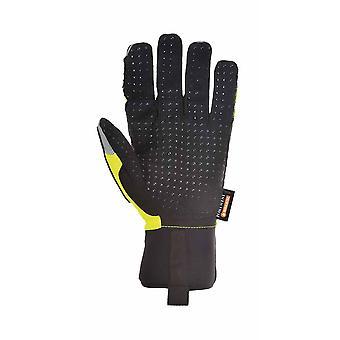 Portwest-bezpečnostné vplyv rukavice Unlined jeden pár Pack