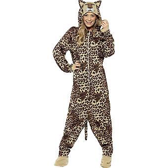 Leopard puku, suuret