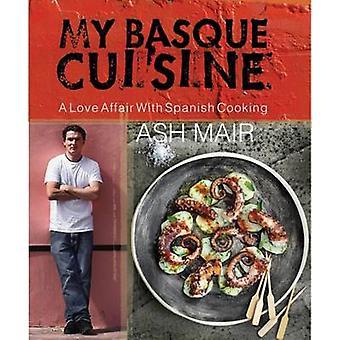 Ma Cuisine Basque - une histoire d'amour avec cuisine en frêne Mair - 9 espagnole