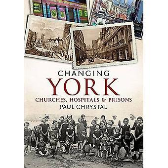 Cambiando York da Paul Chrystal - 9781781552636 libro