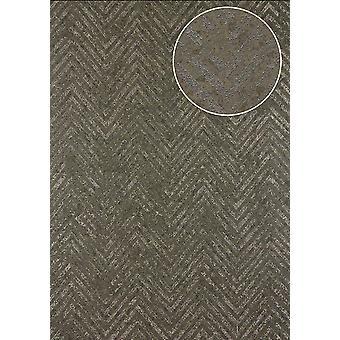 Non-woven wallpaper ATLAS 24C-5055-5