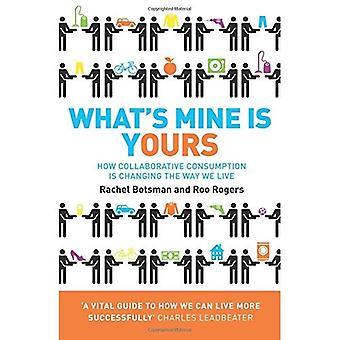 Was ist Mine Is Yours: wie kollaborativen Konsum verändert sich die Art und Weise wir leben