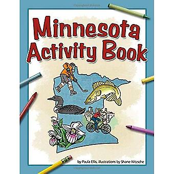 Minnesota aktivitetsbok